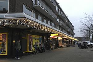 kerstverlichting Schiebroek Rotterdam