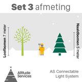voorbeeld boomverlichting