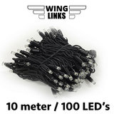 Wing Links boomverlichting 100 LED's