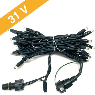 31 Volt String Light - 5m, 30 LED's