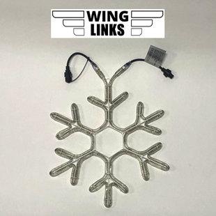 WinkLinks sneeuwvlok