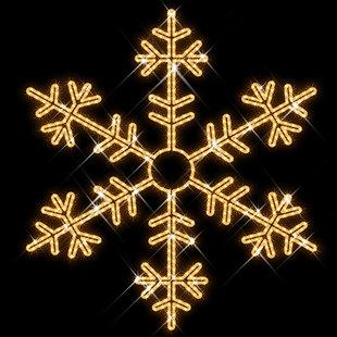 Snow Crystal (135 cm)