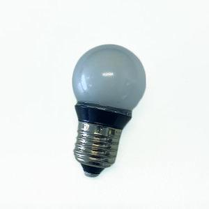 LED lamp met verhoogde rand