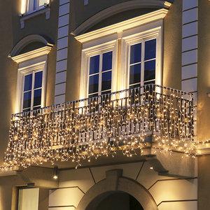 lichtgordijn balkon